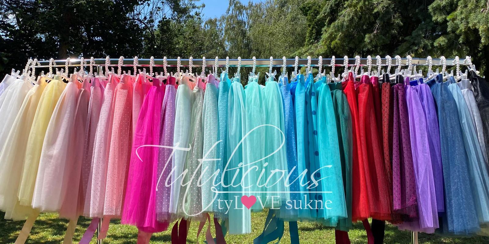 20% zľava na TUTUlicious tylove sukne - s kódom TUTU20 na: www.salondiamond.sk/eshop/tutulicious-tylove-sukne