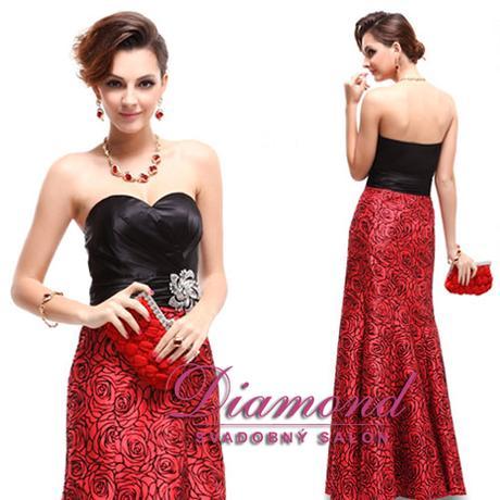 Spoločenské šaty Prisha - Obrázok č. 1