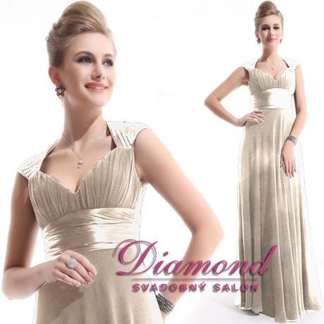 Spoločenské šaty Pearl - Obrázok č. 1