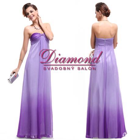 Spoločenské šaty Philomena - Obrázok č. 1