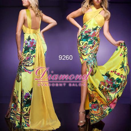 Spoločenské šaty Pia - Obrázok č. 1