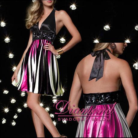 Spoločenské krátke šaty Phoebe  - Obrázok č. 1