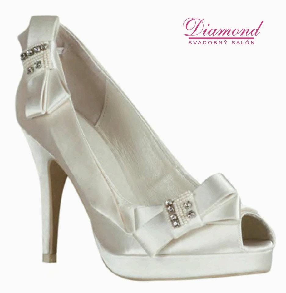 Svadobné topánky Cocorosie - Obrázok č. 1