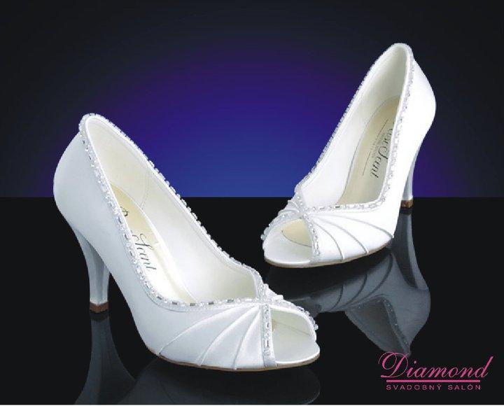 Svadobné topánky RS-1906 - Obrázok č. 1