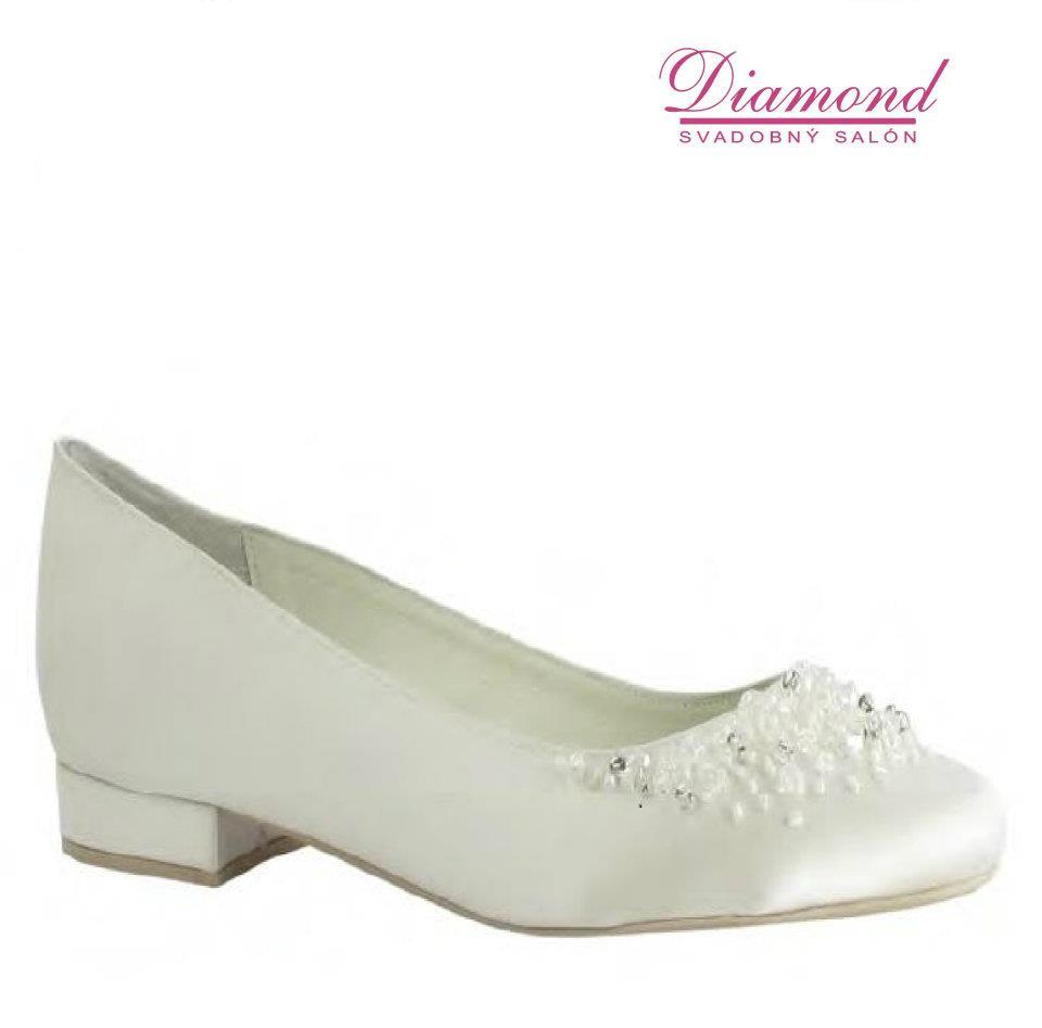 Svadobné topánky Carmichael (4546) - Obrázok č. 1