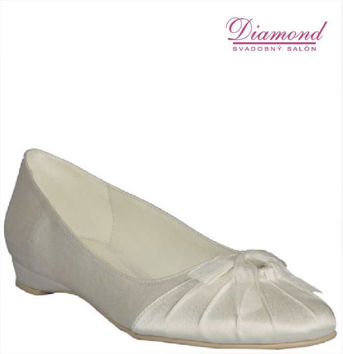 Svadobné topánky Menbur 3401 - Obrázok č. 1