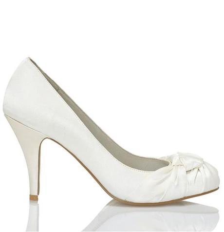 Svadobné topánky Rosa (4004) - Obrázok č. 1