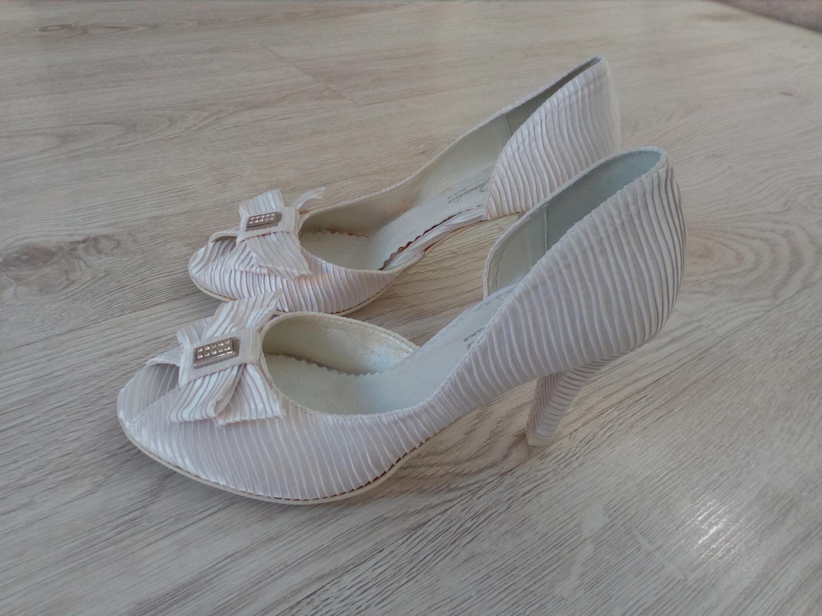 Svadobné topánky Klaudia (1931) - Obrázok č. 1
