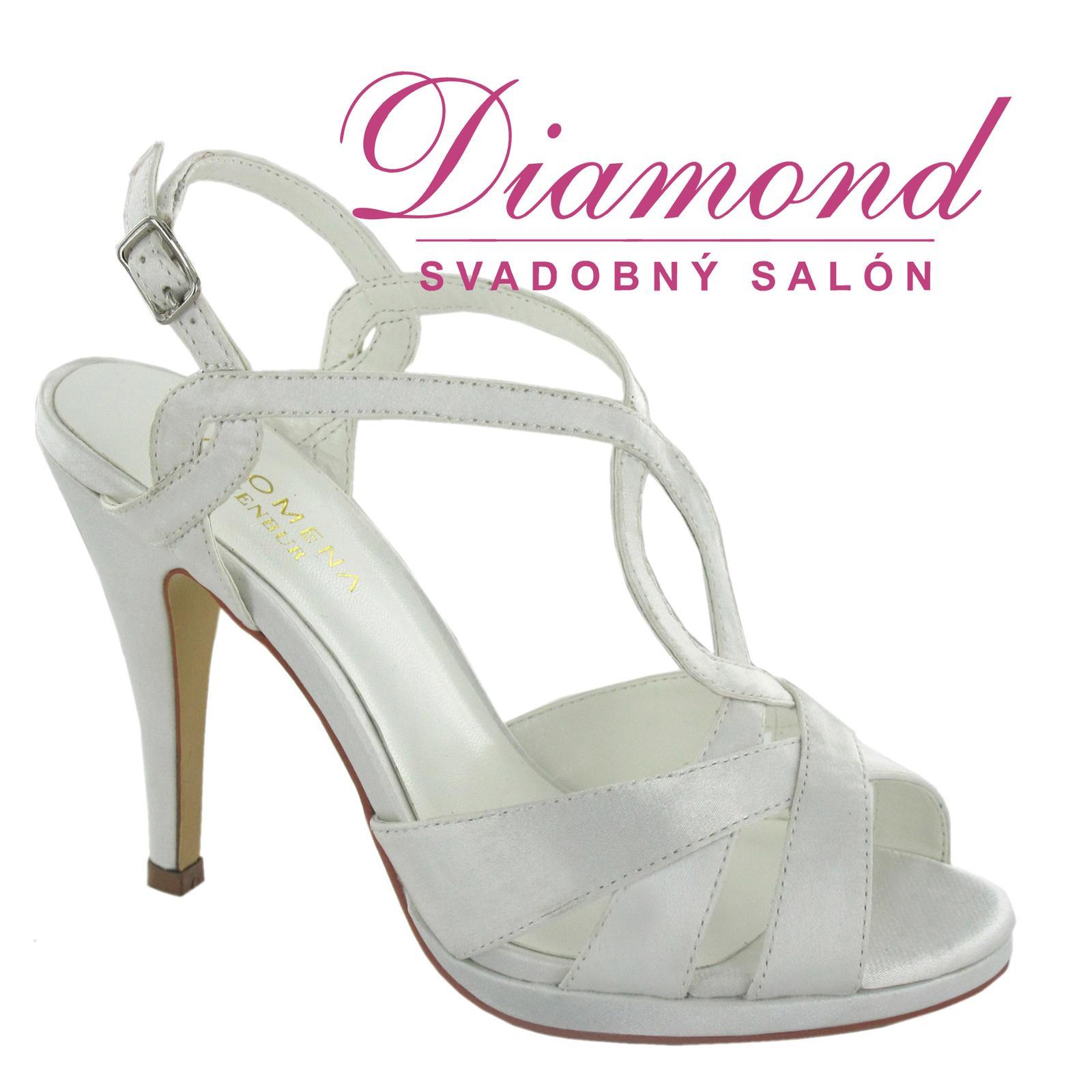 Svadobné topánky Amparo (6267) - Obrázok č. 1