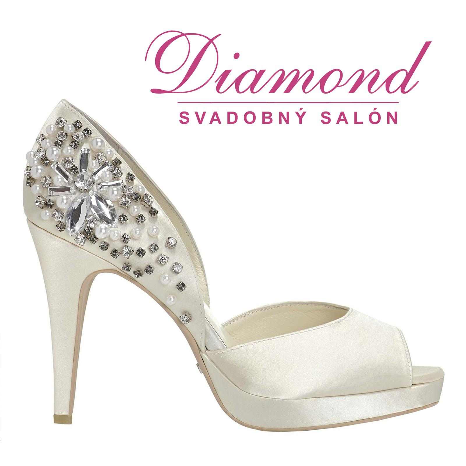 Svadobné topánky Talo (4204) - Obrázok č. 1