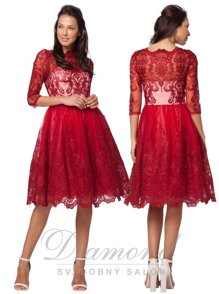 Spoločenské šaty Chantal - Obrázok č. 1