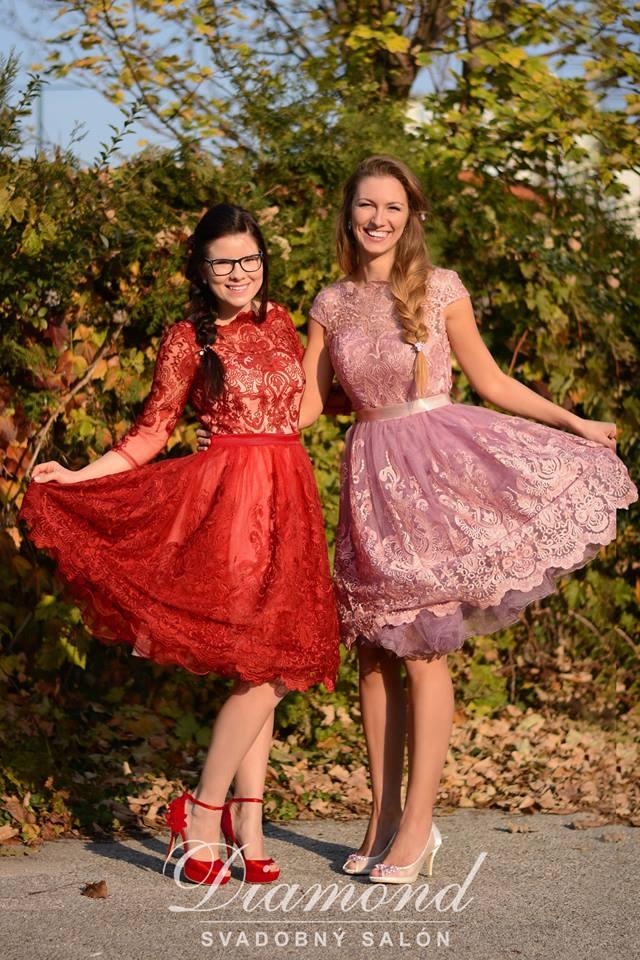 Spoločenské šaty Chantal - Obrázok č. 2