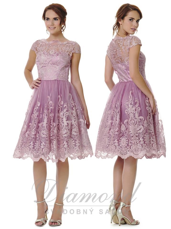 Spoločenské šaty Chloe - Obrázok č. 1