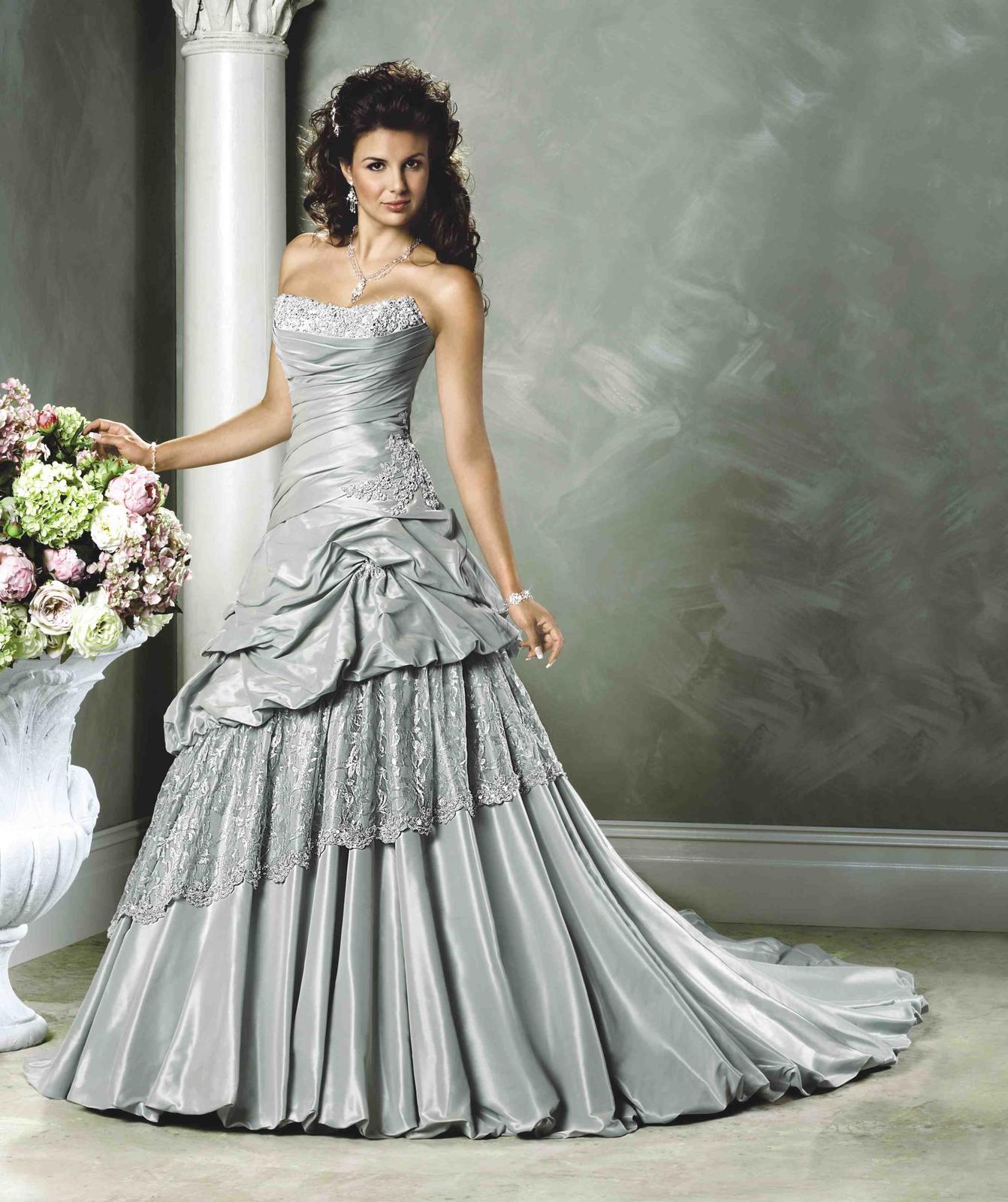 Svadobné šaty Maggie Sottero - model Nouvel - Obrázok č. 1