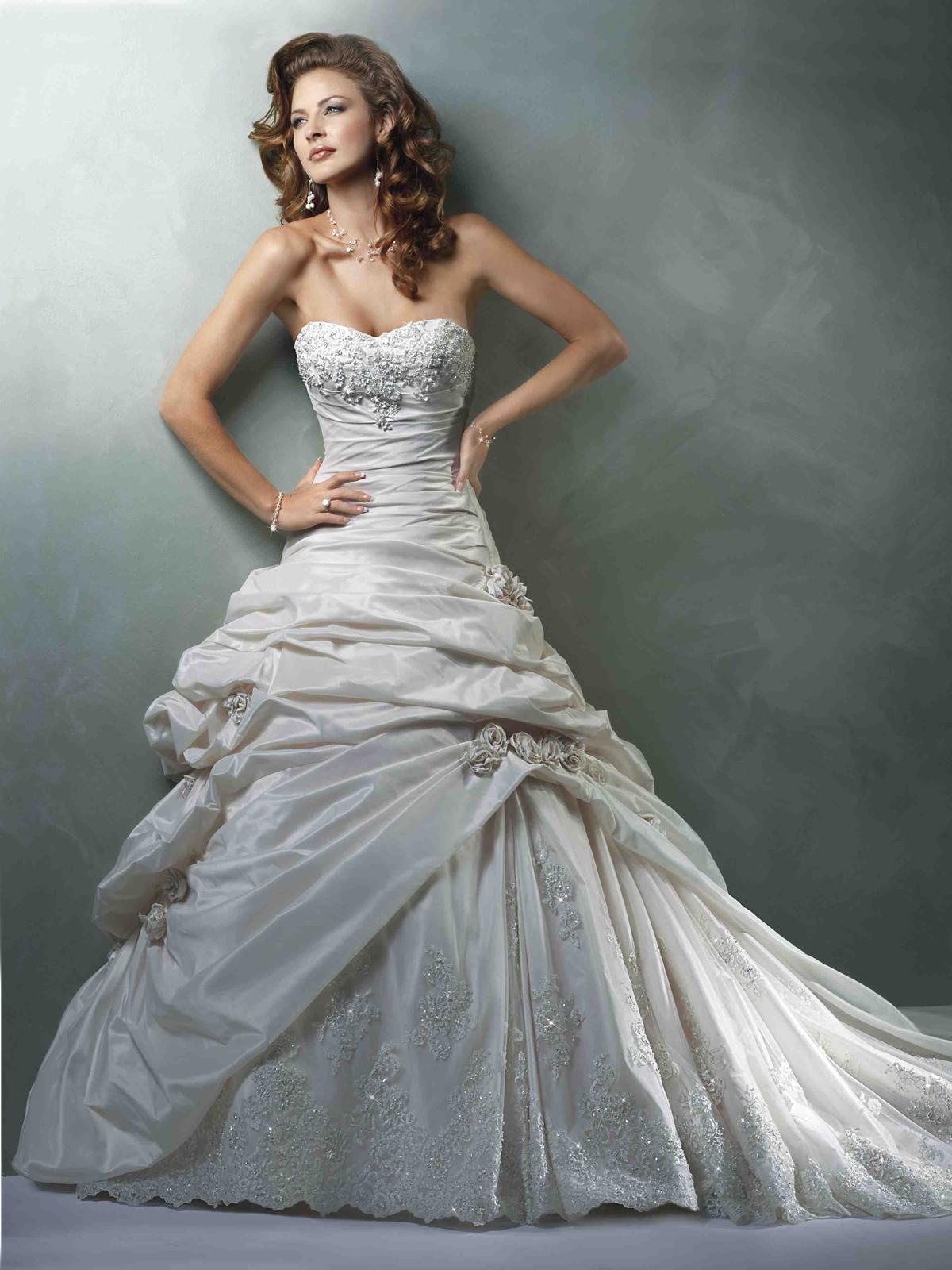 Svadobné šaty Maggie Sottero - model Sa Belle - Obrázok č. 1