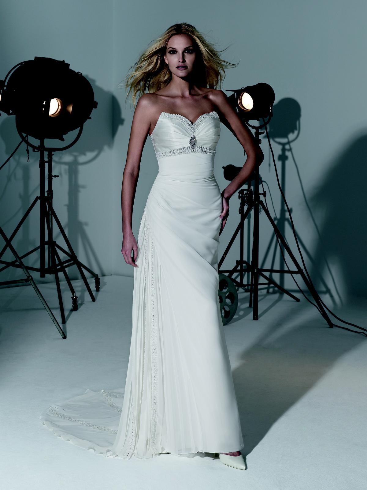 Svadobné šaty Maria Karin - model Bond - Obrázok č. 1