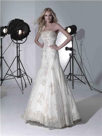 Svadobné šaty Maria Karin - model Greta - Obrázok č. 1