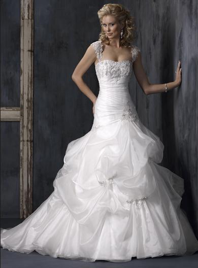 Svadobné šaty Maggie Sottero - model Ashley - Obrázok č. 1