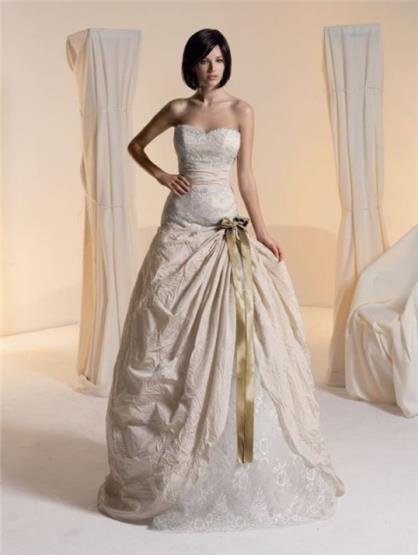 Svadobné šaty Maria Karin - model Fonda - Obrázok č. 1