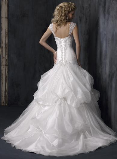 Svadobné šaty Maggie Sottero - model Ashley - Obrázok č. 2