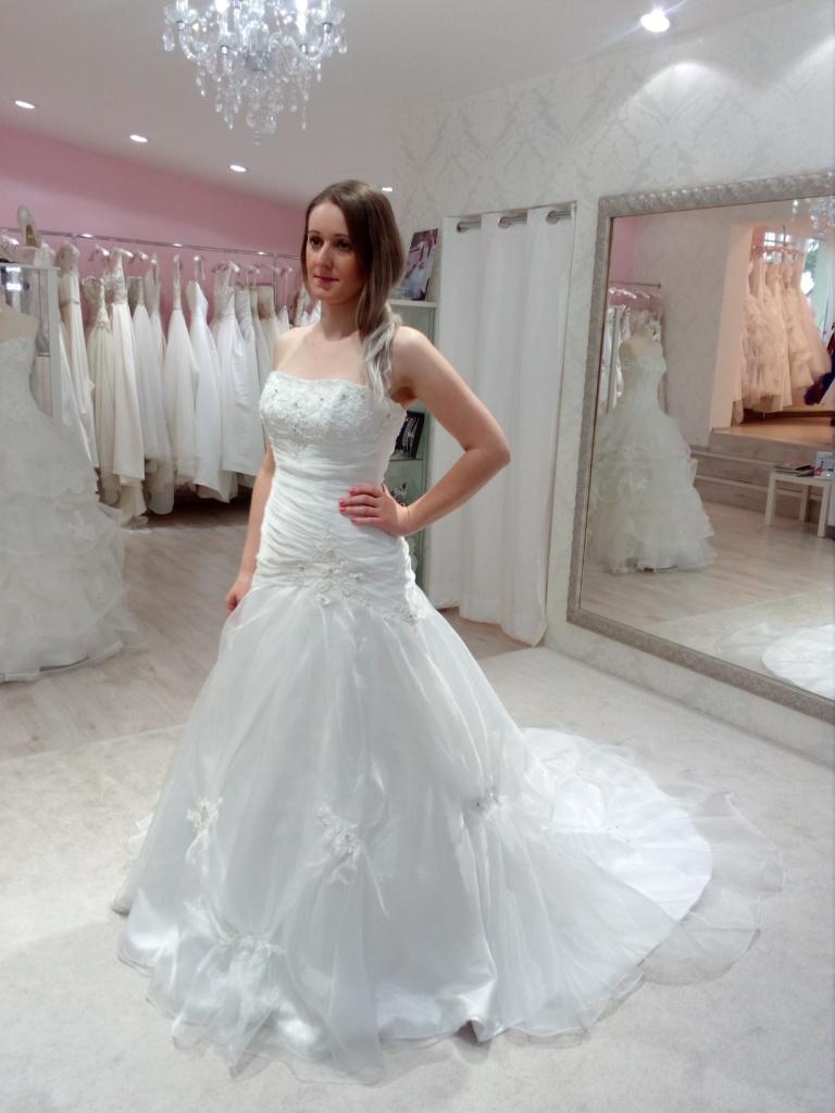 Svadobné šaty Maggie Sottero - model Ashley - Obrázok č. 4