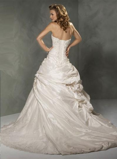 Svadobné šaty Maggie Sottero - model Sa Belle - Obrázok č. 2
