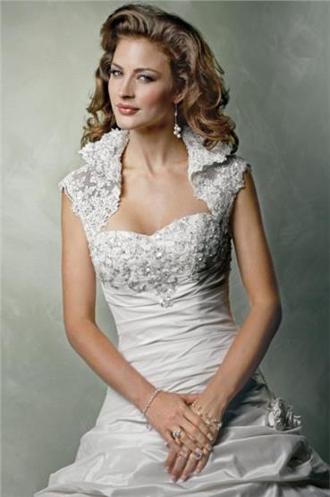 Svadobné šaty Maggie Sottero - model Sa Belle - Obrázok č. 3