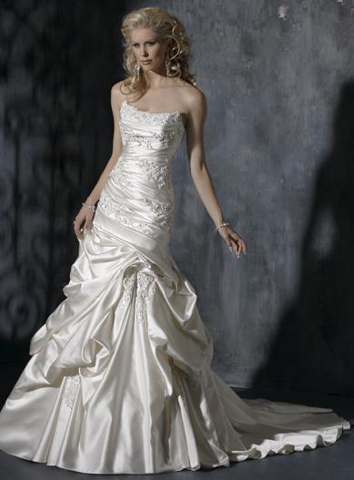 Svadobné šaty Maggie Sottero - model Rowena - Obrázok č. 1