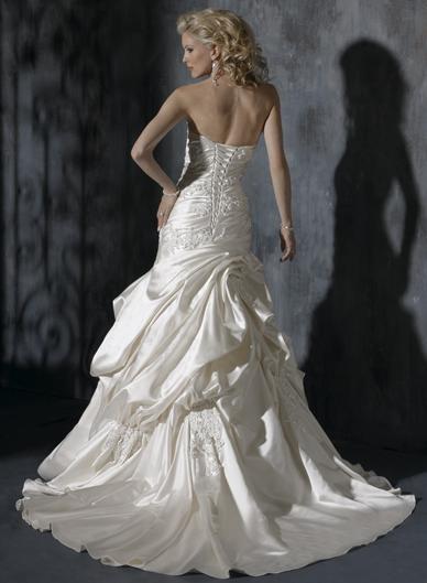 Svadobné šaty Maggie Sottero - model Rowena - Obrázok č. 2