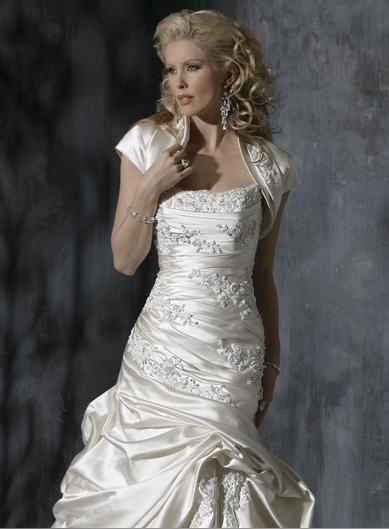 Svadobné šaty Maggie Sottero - model Rowena - Obrázok č. 3