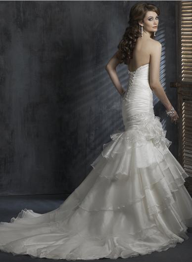Svadobné šaty Maggie Sottero - model Destiny - Obrázok č. 2
