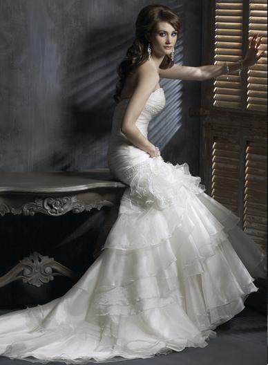 Svadobné šaty Maggie Sottero - model Destiny - Obrázok č. 3