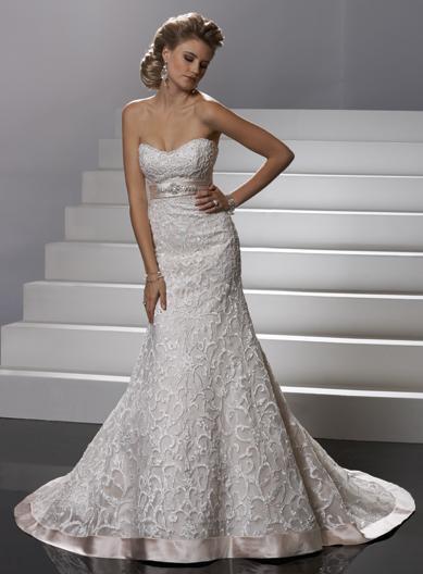 Svadobné šaty Sottero-Midgley - model Katharine - Obrázok č. 1