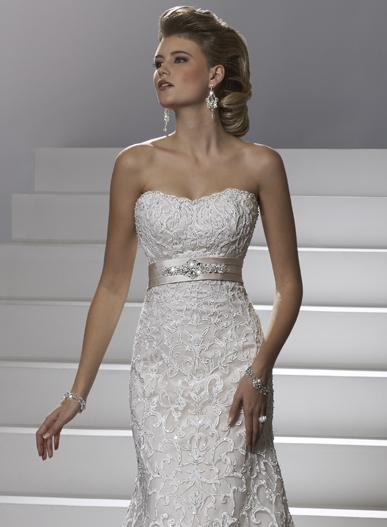 Svadobné šaty Sottero-Midgley - model Katharine - Obrázok č. 3