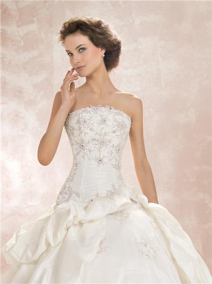 Svadobné šaty Maria Karin - model Coral - Obrázok č. 3