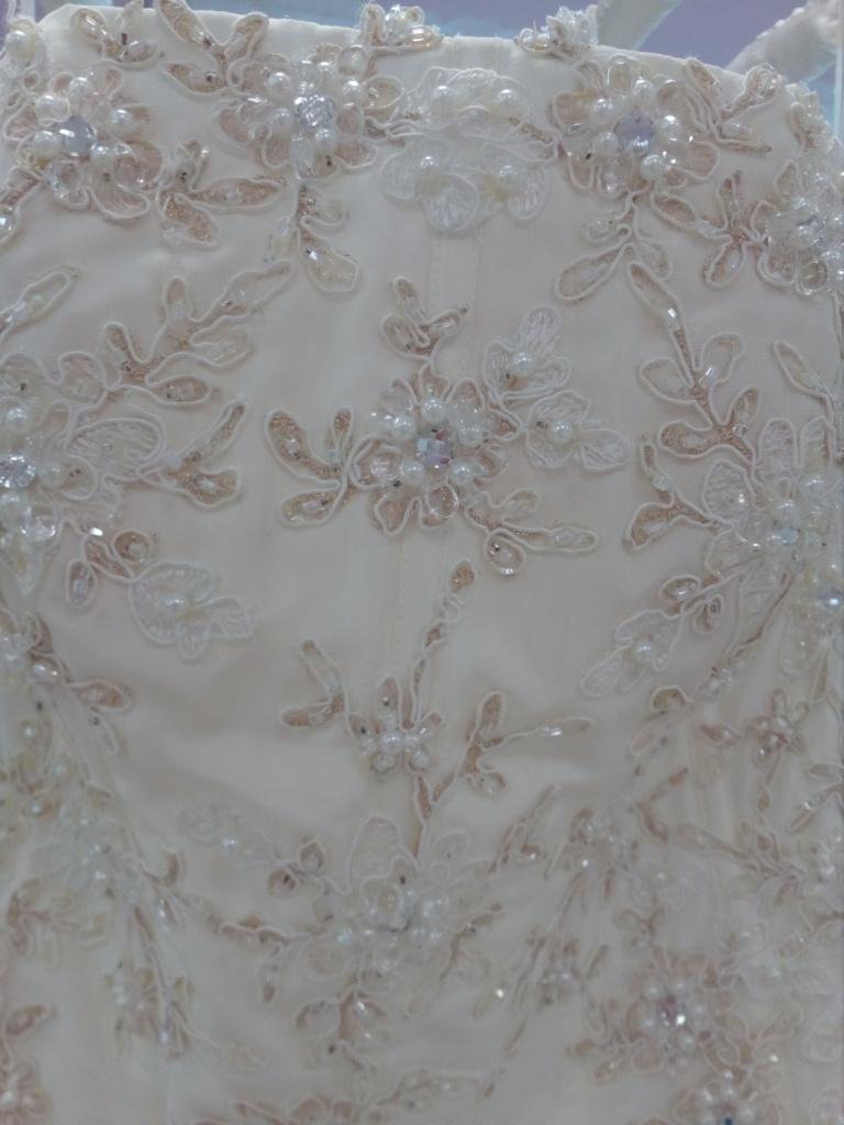 Svadobné šaty Maria Karin - model Coral - Obrázok č. 4