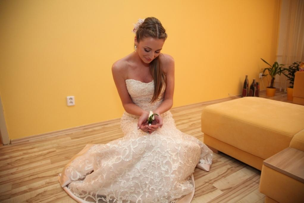 Svadobné šaty Sottero-Midgley - model Katharine - Obrázok č. 4