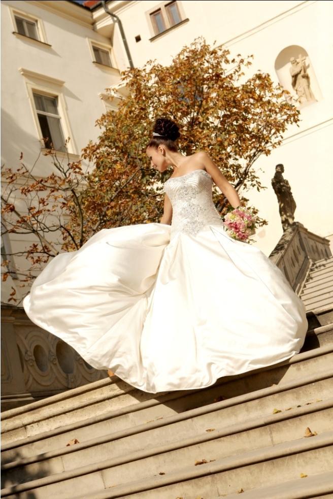 Svadobné šaty Sottero Midgley - model Loretta - Obrázok č. 4