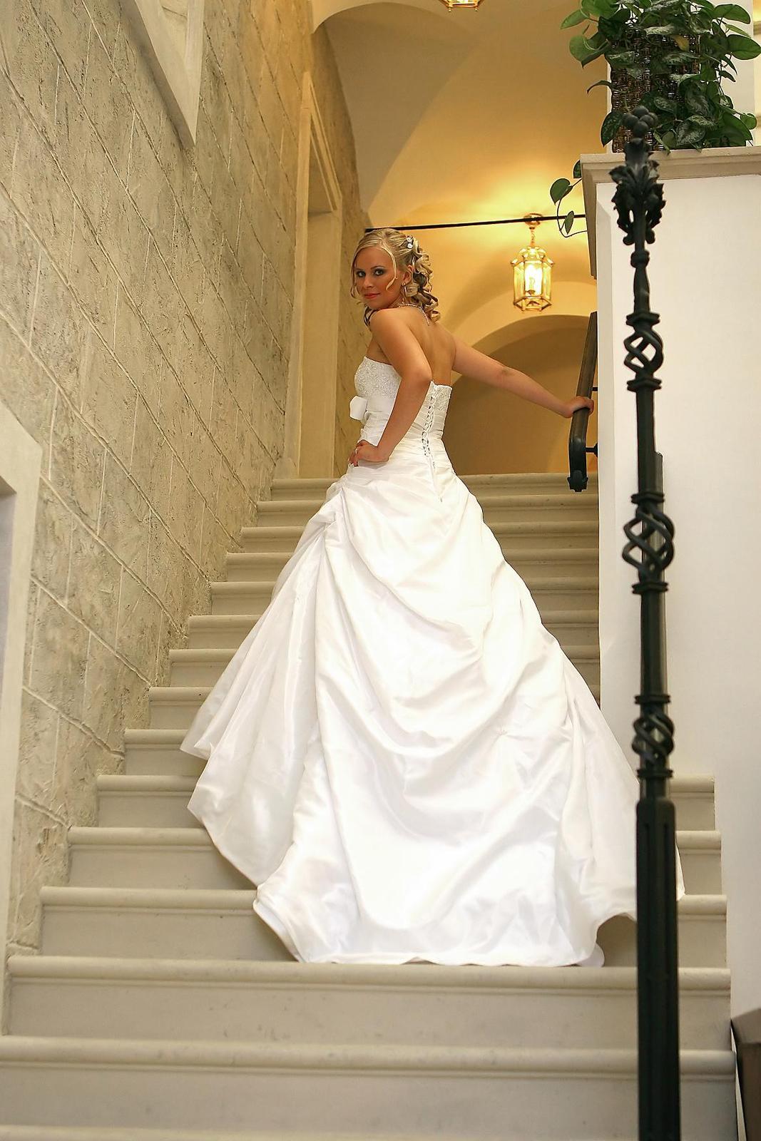 Svadobné šaty Maria Karin - model Grace - Obrázok č. 2