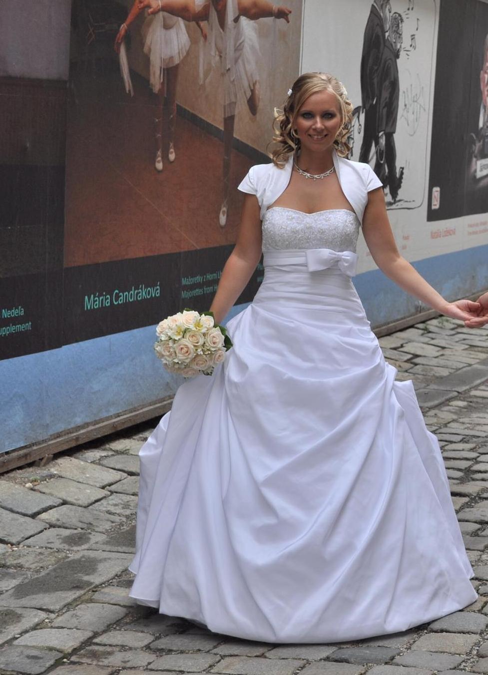 Svadobné šaty Maria Karin - model Grace - Obrázok č. 3