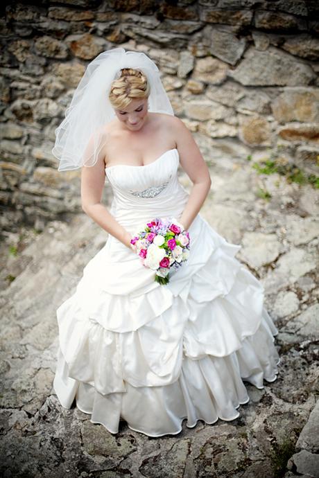 Svadobné šaty MGNY - model Floridia - Obrázok č. 3