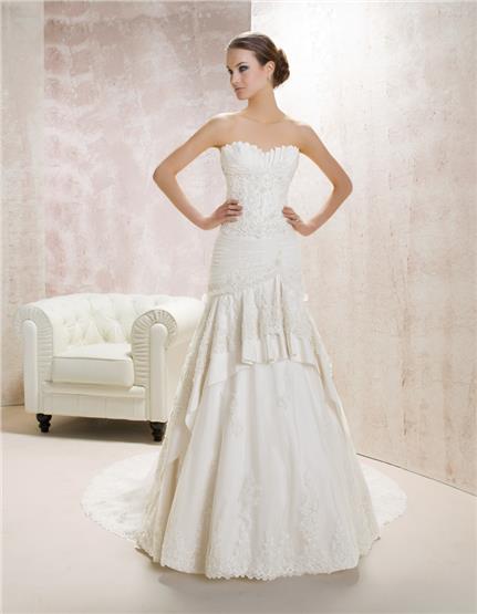 Svadobné šaty Maria Karin - model Chopin - Obrázok č. 1