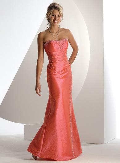 Spoločenské šaty - Flirt P1208 - Obrázok č. 1
