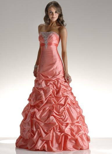 Spoločenské šaty - Flirt P1319 - Obrázok č. 1