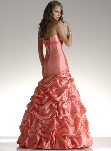 Spoločenské šaty - Flirt P1319 - Obrázok č. 2