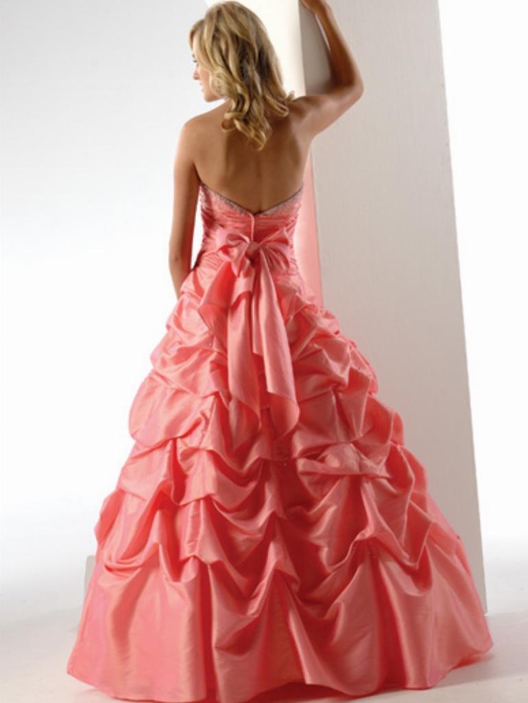 Spoločenské šaty - Flirt P4242 - Obrázok č. 2