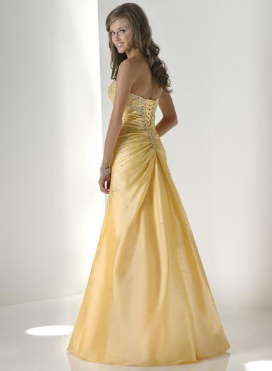 Spoločenské šaty - Flirt P4309 - Obrázok č. 2