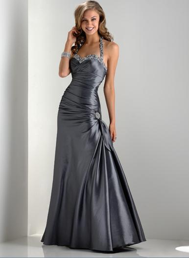Spoločenské šaty - Flirt P4372 - Obrázok č. 1