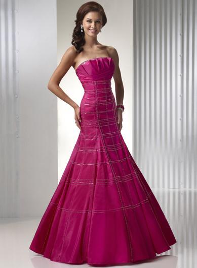 Spoločenské šaty - Flirt P1401 - Obrázok č. 1