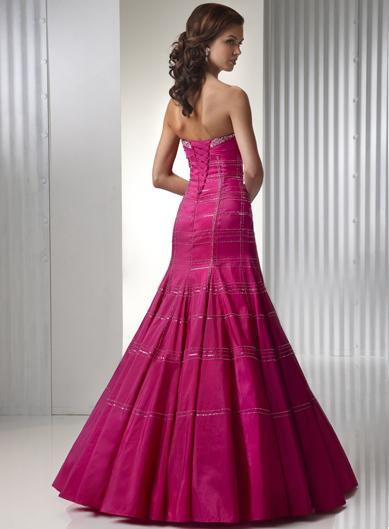 Spoločenské šaty - Flirt P1401 - Obrázok č. 2
